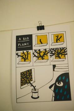 inaugurazione Be Human Be Bored - mostra personale di Gianluca Sturmann